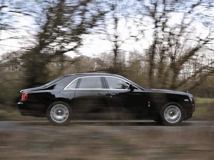 2009 Rolls-Royce Ghost - UK version 2