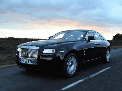 2009 Rolls-Royce Ghost - UK version 3