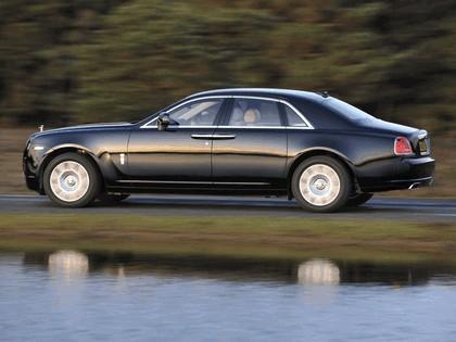 2009 Rolls-Royce Ghost - UK version 4