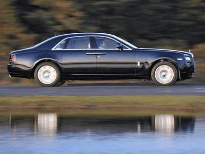 2009 Rolls-Royce Ghost - UK version 5