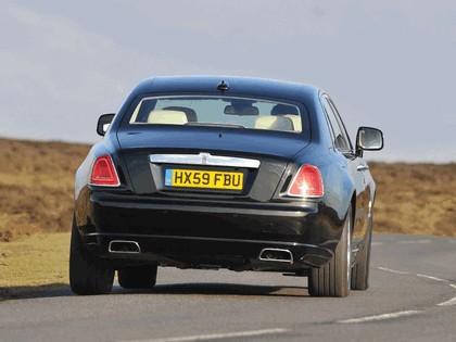 2009 Rolls-Royce Ghost - UK version 6