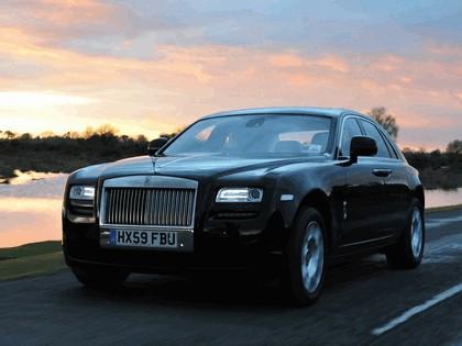 2009 Rolls-Royce Ghost - UK version 7