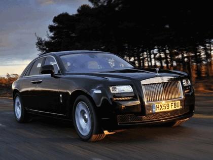 2009 Rolls-Royce Ghost - UK version 8