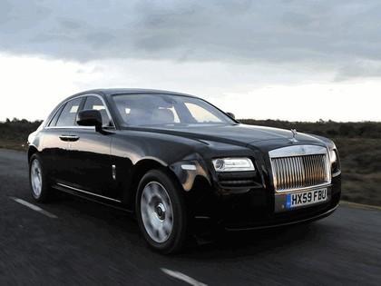 2009 Rolls-Royce Ghost - UK version 10