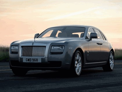 2009 Rolls-Royce Ghost - UK version 11