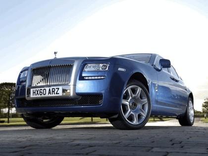 2009 Rolls-Royce Ghost - UK version 12
