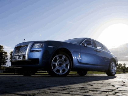 2009 Rolls-Royce Ghost - UK version 13