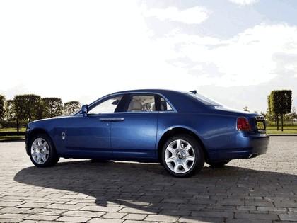 2009 Rolls-Royce Ghost - UK version 14
