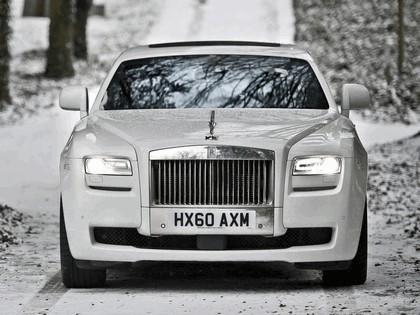 2009 Rolls-Royce Ghost - UK version 17