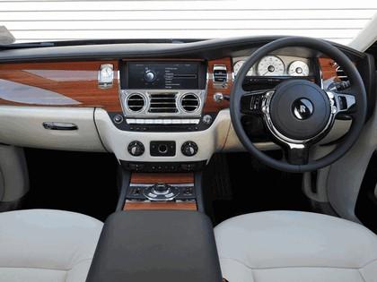 2009 Rolls-Royce Ghost - UK version 18