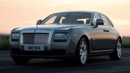 2009 Rolls-Royce Ghost - UK version 1