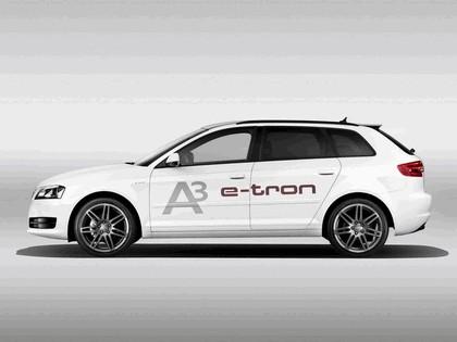 2011 Audi A3 sportback ( 8PA ) e-Tron prototype 5