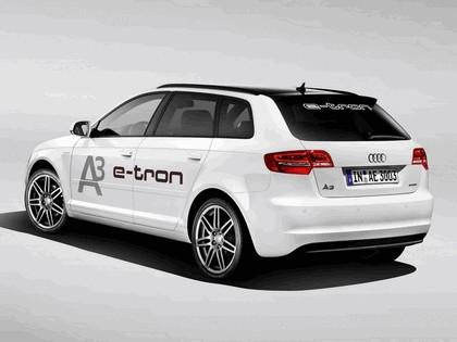 2011 Audi A3 sportback ( 8PA ) e-Tron prototype 6