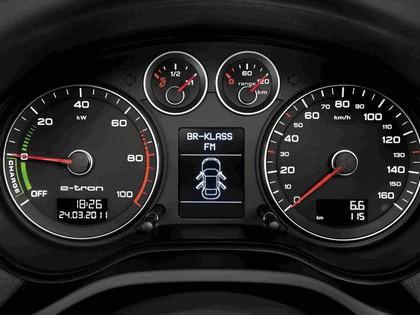 2011 Audi A3 sportback ( 8PA ) e-Tron prototype 12