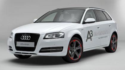 2011 Audi A3 sportback ( 8PA ) e-Tron prototype 9