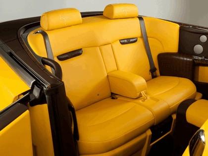 2011 Rolls-Royce Phantom Drophead coupé - Bespoke Bijan commissioned 2