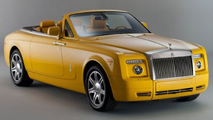 2011 Rolls-Royce Phantom Drophead coupé - Bespoke Bijan commissioned 4