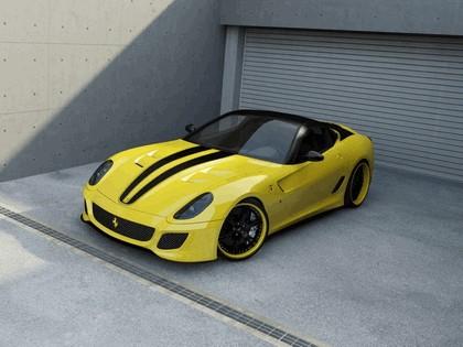 2011 Ferrari 599 GTO by Wheelsandmore 1