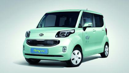 2011 Kia Ray EV 6