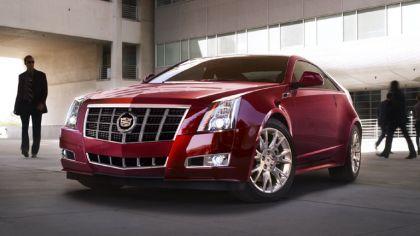 2012 Cadillac CTS touring edition 4