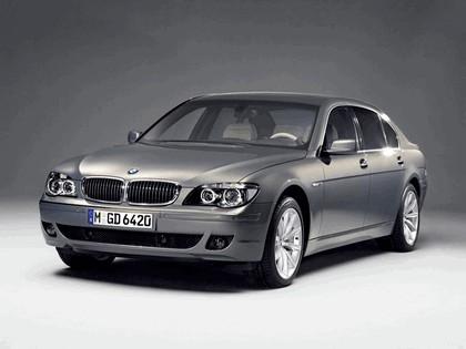 2006 BMW 760Li Special edition exclusive ( stratus grey - ecru ) 1