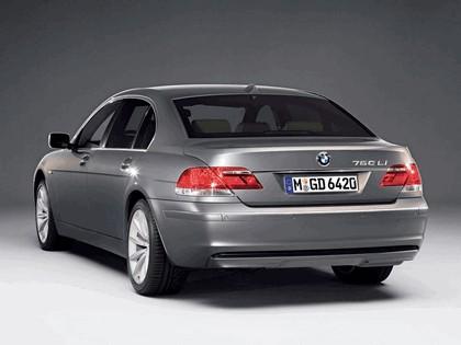 2006 BMW 760Li Special edition exclusive ( stratus grey - ecru ) 2