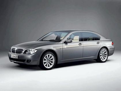 2006 BMW 760Li Special edition exclusive ( stratus grey - ecru ) 3