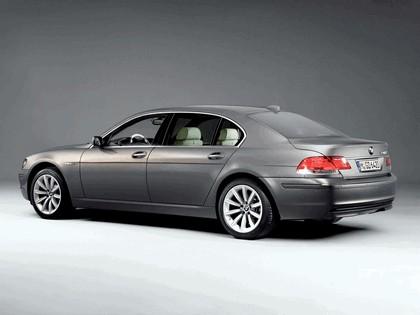 2006 BMW 760Li Special edition exclusive ( stratus grey - ecru ) 4