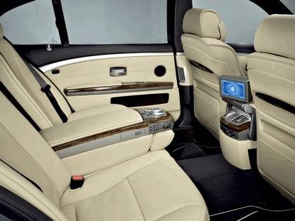 2006 BMW 760Li Special edition exclusive ( stratus grey - ecru ) 6