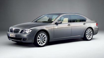 2006 BMW 760Li Special edition exclusive ( stratus grey - ecru ) 9