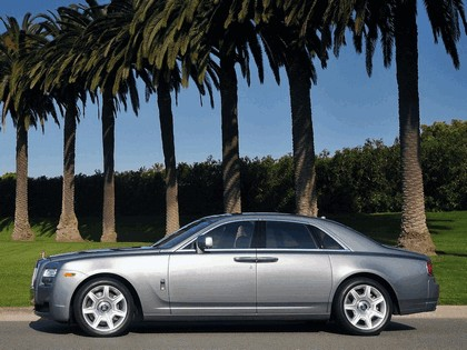 2009 Rolls-Royce Ghost - USA version 2