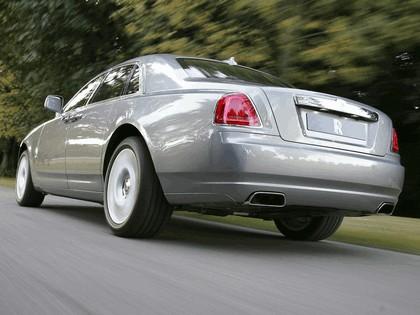 2009 Rolls-Royce Ghost - USA version 3