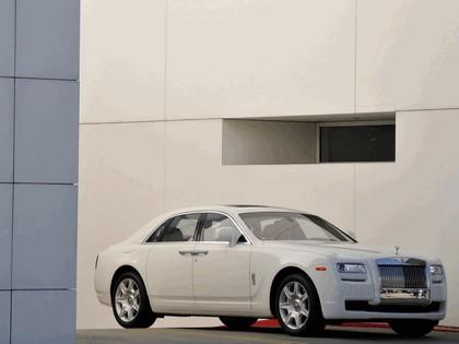 2009 Rolls-Royce Ghost - USA version 4