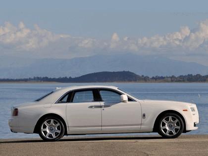 2009 Rolls-Royce Ghost - USA version 5