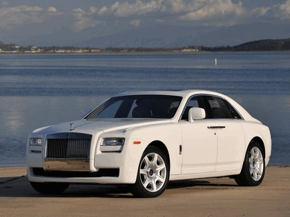 2009 Rolls-Royce Ghost - USA version 6