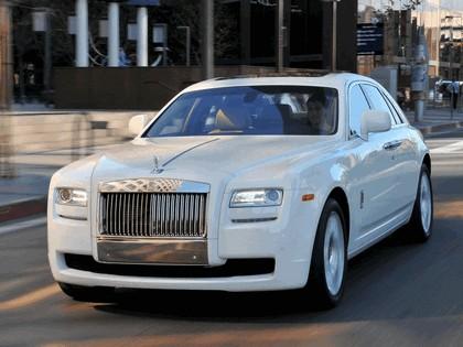 2009 Rolls-Royce Ghost - USA version 8