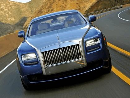 2009 Rolls-Royce Ghost - USA version 12