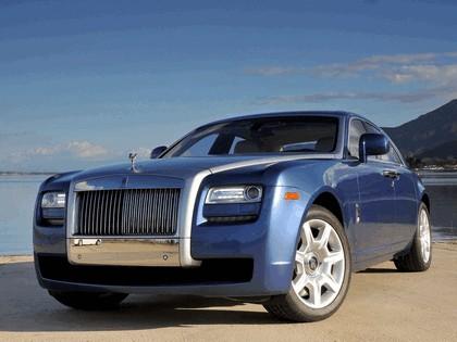 2009 Rolls-Royce Ghost - USA version 14