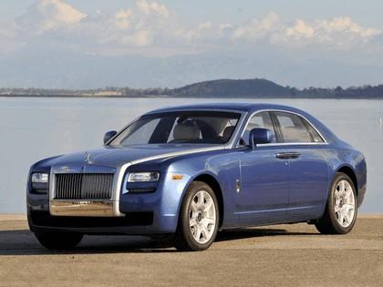2009 Rolls-Royce Ghost - USA version 15