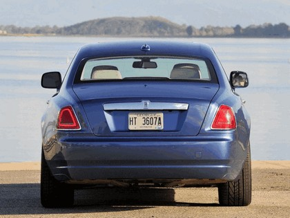 2009 Rolls-Royce Ghost - USA version 16