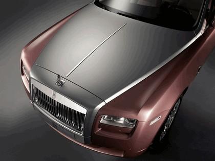 2011 Rolls-Royce Ghost Rose Quartz 3