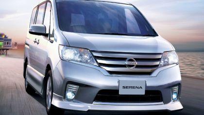 2011 Nissan Serena ( C26 ) Highway Star V Aero 5