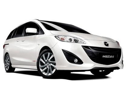 2011 Mazda 5 GT-M Line 1