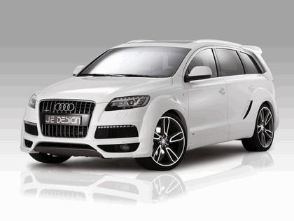 2011 Audi Q7 S-Line widebody kit by JE Design 1