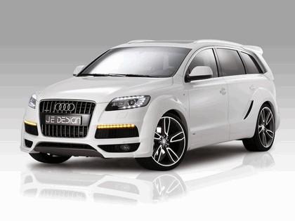 2011 Audi Q7 S-Line widebody kit by JE Design 2
