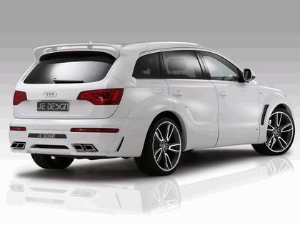 2011 Audi Q7 S-Line widebody kit by JE Design 3