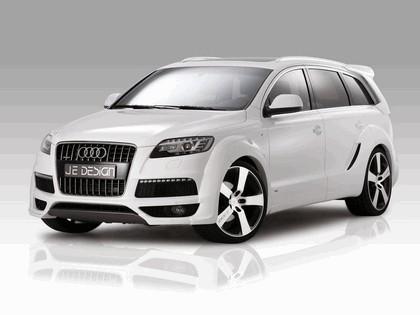 2011 Audi Q7 S-Line widebody kit by JE Design 4
