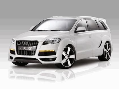 2011 Audi Q7 S-Line widebody kit by JE Design 5