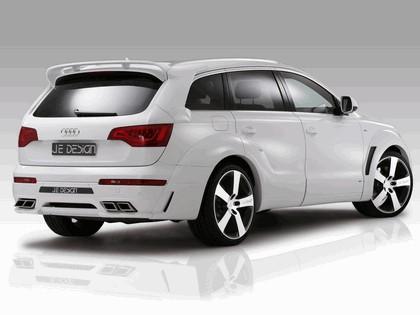2011 Audi Q7 S-Line widebody kit by JE Design 6