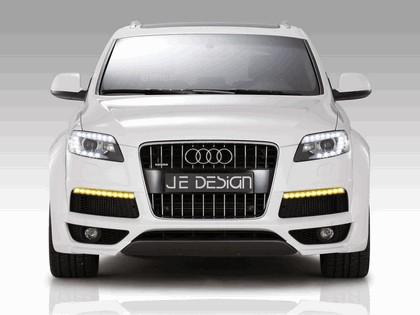 2011 Audi Q7 S-Line widebody kit by JE Design 9